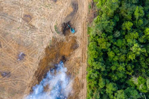 Planetair – Crédits-carbone – Changements climatiques – Causes – Déforestation