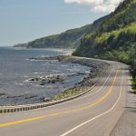 Combien de crédits de carbone pour le tour de la Gaspésie?
